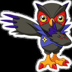 Falcomon y sus Digievoluciones en <a href=