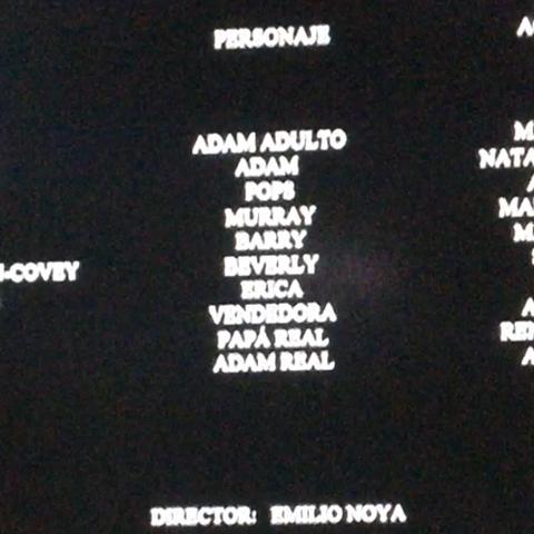 Créditos de la TV (Episodio 2).