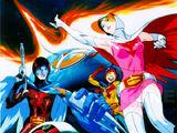 Fuerza G: Guardianes del espacio