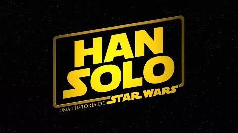 HAN SOLO UNA HISTORIA DE STAR WARS, de Lucasfilm
