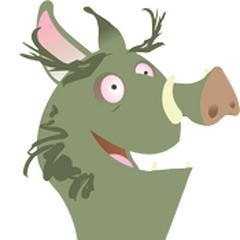 Cerdo en <a href=