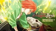 The Ancient Magus' Bride (Mahou Tsukai no Yome) l Ep