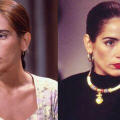 Las gemelas Ruth y Raquel Aráujo (<a href=