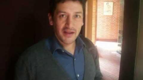 Bernardo Mayorga - Me envia Saludos!! (Voz de Chase Monsuno)