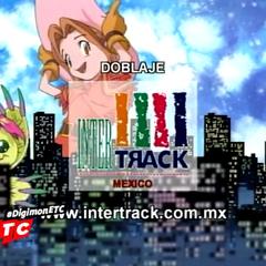 Créditos de doblaje (Digimon Adventure) en señal abierta.