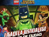 Liga de la Justicia Lego: Escape en Ciudad Gótica