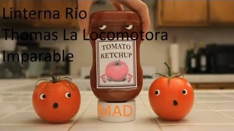 MAD Temporada 2 Episodio 1 Linterna Rio Thomas La Locomotora Imparable Español Latino Sin Censura