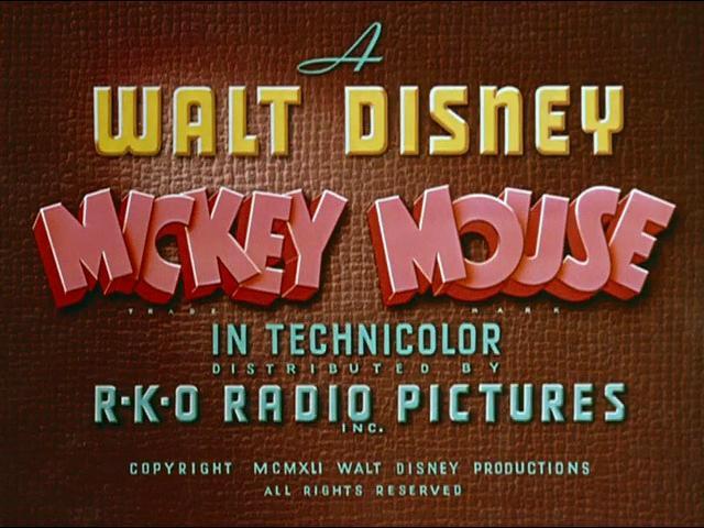 Mickey y la foca - Español Latino (Redoblaje)