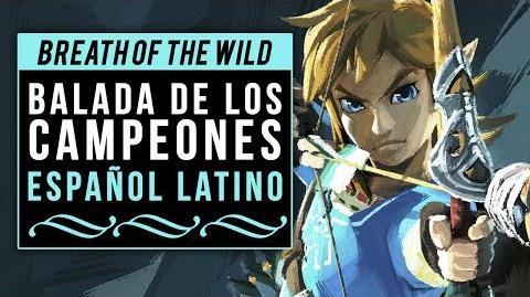 P⚡- TLOZ BOTW- Champion's Ballad - Película Completa (Español Latino)