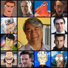 Paco Mauri-Personajes