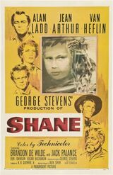 Shane, el desconocido