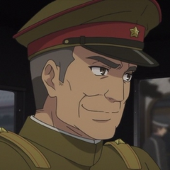 General Mayor Shoushou Kakizaki en <a href=