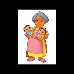 Abuela de dora en <a href=