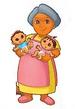 Abuela de Dora