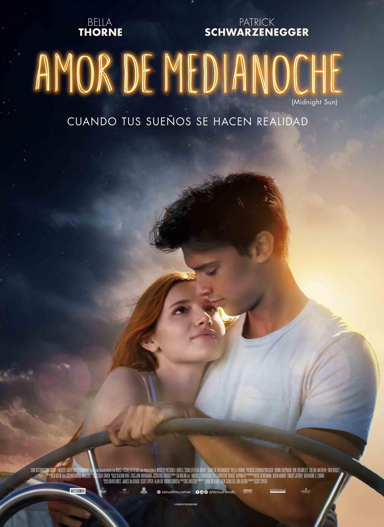 Amor de medianoche | Doblaje Wiki | FANDOM powered by Wikia