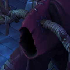 Guardia de la cripta en el videojuego <a href=