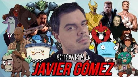 Javie Gómez - Entrevistas de Fandubs!