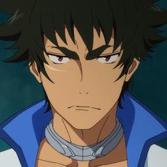 Kennosuke Tokisada Ouma en <a href=