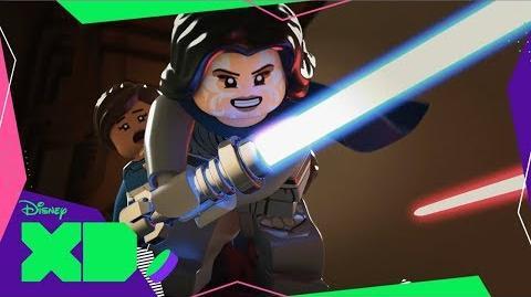 Las Aventuras de los Freemaker 4 LEGO Star Wars