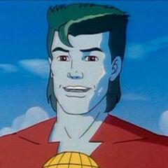 El Capitán Planeta en <a href=