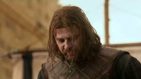 El Rey Joffrey Manda A Cortar La Cabeza A Lord Eddard Stark - Juego De Tronos