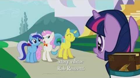 Episódicos 1x01 Twinkle Shine