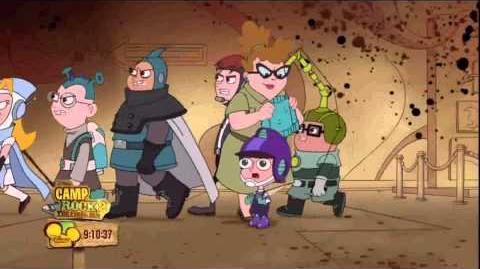 Es Nuestro Tema Mejor - Phineas y Ferb HD