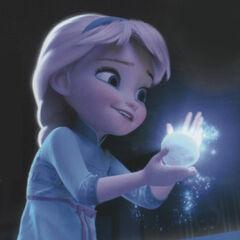 Elsa (Niña) en <a href=