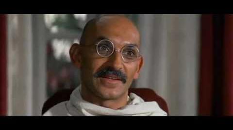 Gandhi no violencia no colaboracion - M