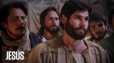 Jesús Jesús y Judas Iscariote finalmente se conocen