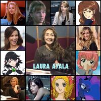 LauraAyalaPersonajes