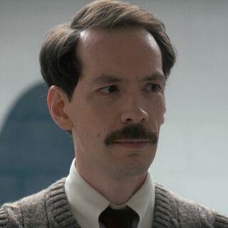Sr. Clarke en <a href=