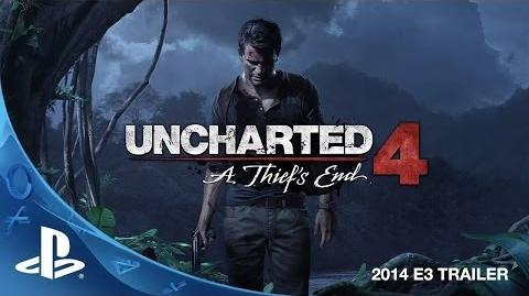 Uncharted 4 A Thief's End Tráiler de E3 2014 (PS4)