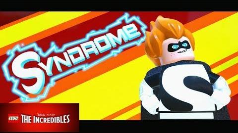¡¡COMO DESBLOQUEAR A SYNDROME!! - LEGO LOS INCREIBLES