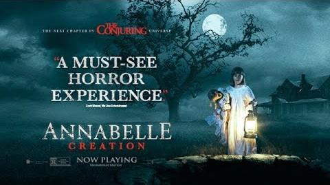 Annabelle 2- La Creación Trailer Oficial Doblado HD TERROR