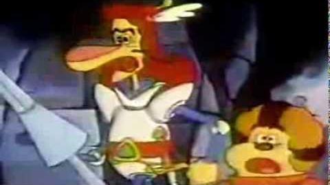 Don quijote y los cuentos de la mancha Episodio 3 Sorpresa Monstruo y niño