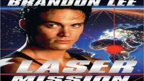 Laser mission. Pelicula completa. Español Lat