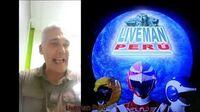 Saludos de Karl Hoffmann la voz de Yusuke Amamiya de LIVEMAN