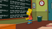 The Simpsons Chalkboard Gag HD