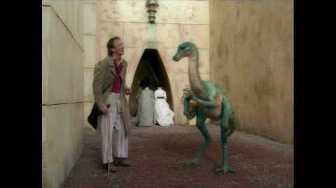-Fragmento- Dinotopía (2002) -Audio Latino-