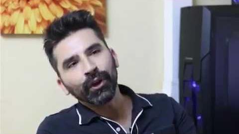 Actor de doblaje Mariano Smolarczuk (entrevista del Noticiero de CANAL 12)