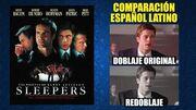 Los Hijos de la Calle -1996- Comparación del Doblaje Original y Redoblaje -Español Latino-