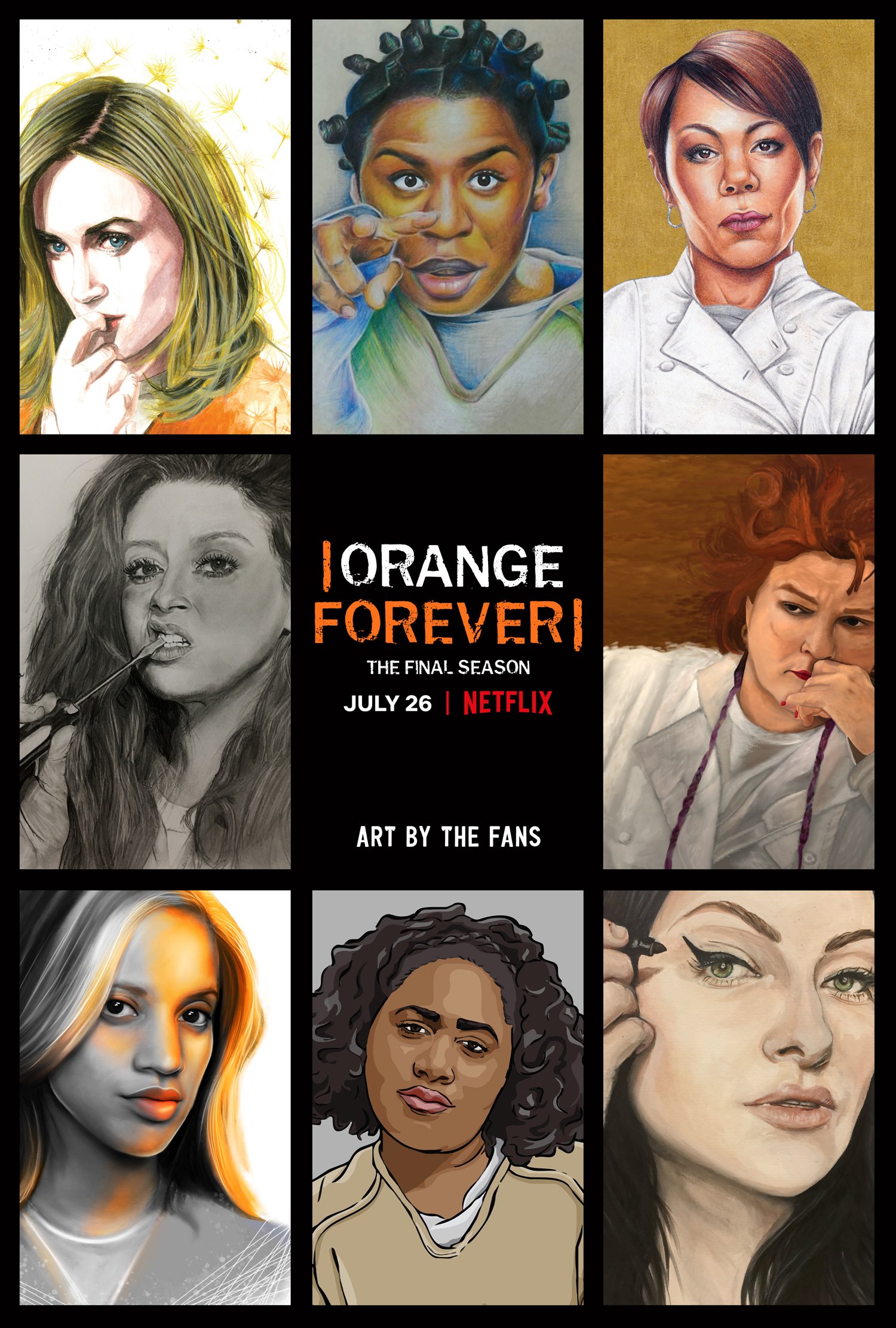 Orange Is the New Black | Doblaje Wiki | FANDOM powered by Wikia