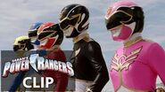 Power Rangers en Español Power Rangers Megaforce - Nunca nos rendiremos