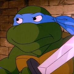 Leonardo en <a href=