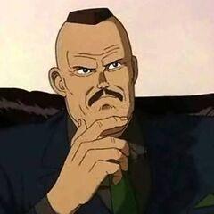 Coronel Shikishima en <a href=