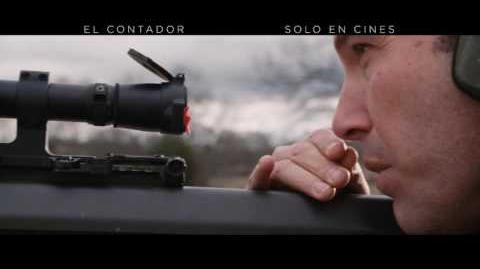 """EL CONTADOR - Reseñas 15"""" (Doblado) - Oficial Warner Bros"""
