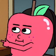 Manzana en <a href=