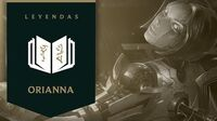 Orianna- Fieram - Leyendas - Audiocuentos - League of Legends