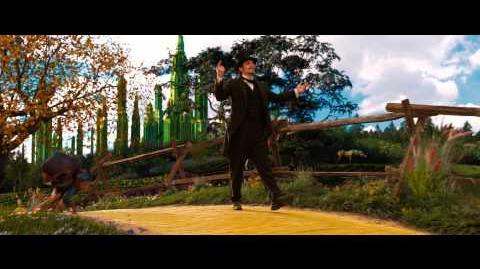 Oz, El Poderoso Oscar y Finley